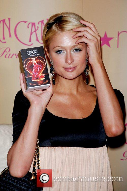 Paris Hilton unveils her fourth fragrance: 'Can Can...