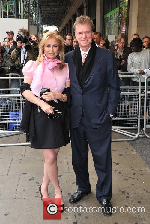 Rick Hilton and Kathy Hilton Paris Hilton promotes...