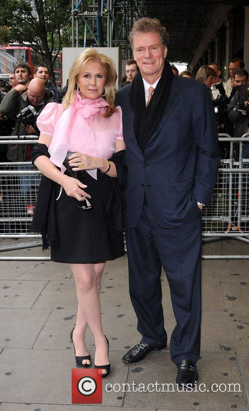 Kathy Hilton and Rick Hilton Paris Hilton promotes...