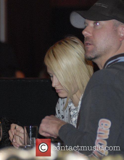 Paris Hilton, Jason Moore (personal assistant) Christmas market...