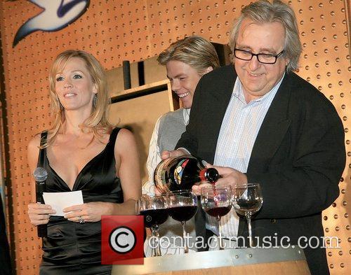 Jennie Garth and Derek Hough, Chef Jean Joho...
