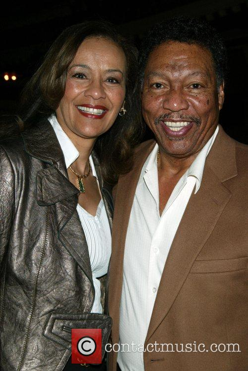 Marilyn McCoo and Billy Davis, Jr. at the...