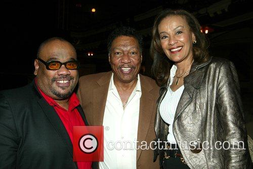 Stew, Billy Davis, Jr. and Marilyn McCoo at...