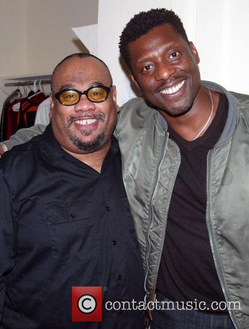 Eamonn Walker from the HBO series OZ visits...
