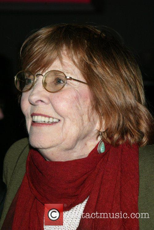 Anne Meara Opening night of the Broadway musical...
