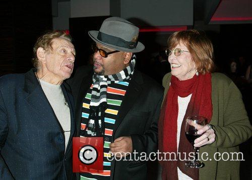 Jerry Stiller, Stew aka Mark Stewart, Anne Meara...