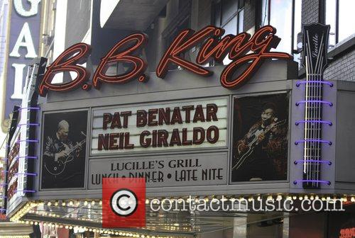 Pat Benatar and Bb King 2