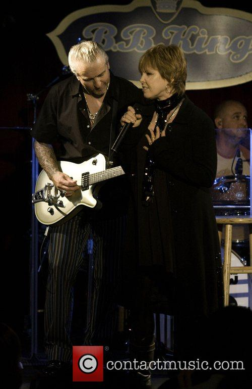 Pat Benatar and Bb King 8