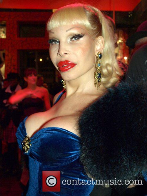 amanda lepore young. Amanda Lepore and Barbie,