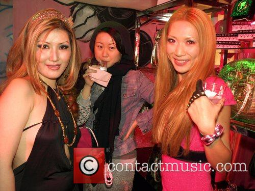 Guests, Barbie and Patricia Field 3
