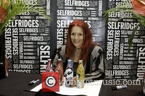Patricia Field Sex And The City stylist in-store...