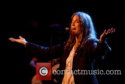 Patti Smith and The Music 9