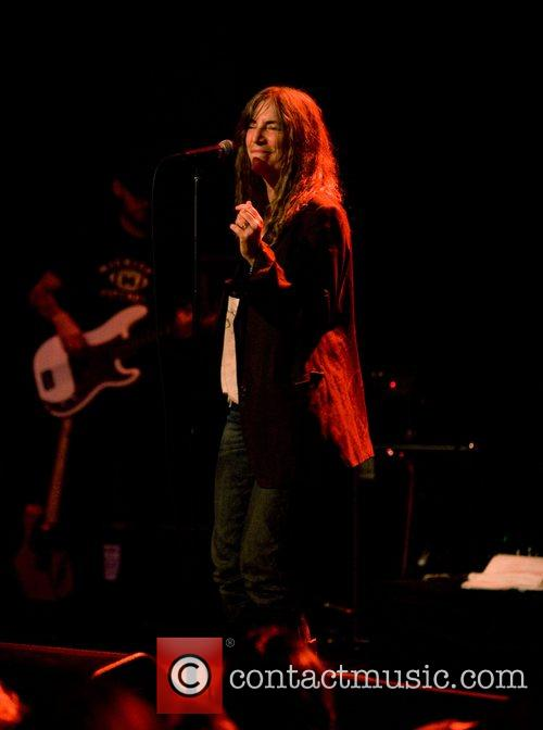 Patti Smith and The Music 18