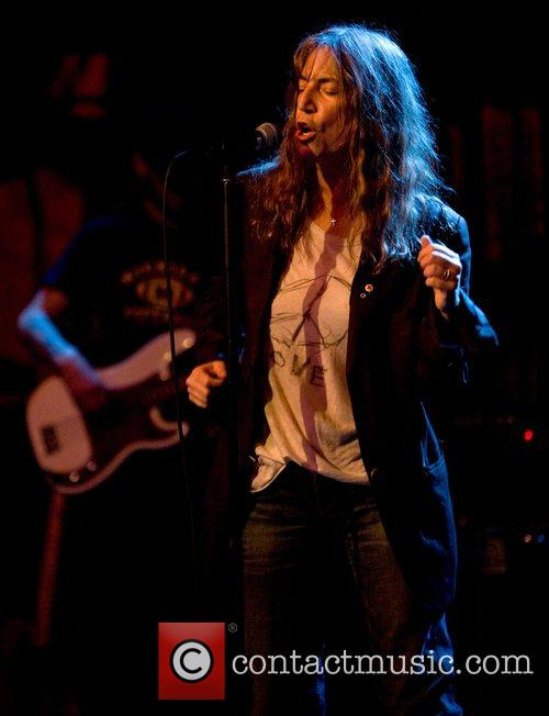 Patti Smith and The Music 14