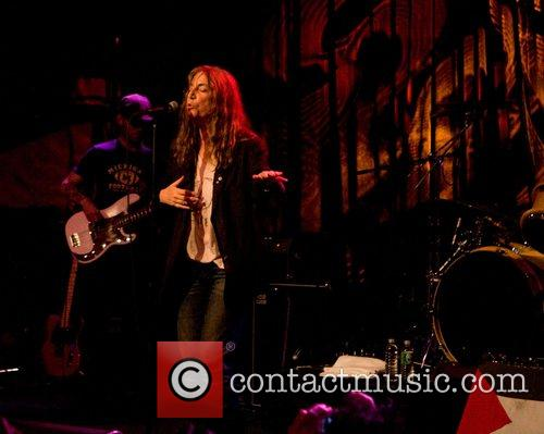 Patti Smith and The Music 8