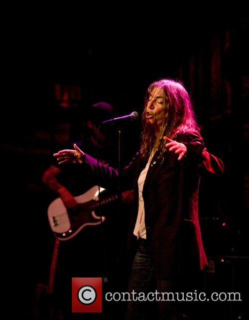 Patti Smith and The Music 7
