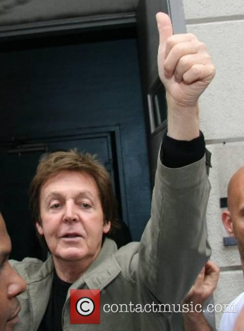 Sir Paul McCartney 1
