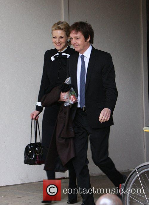 Sir Paul Mccartney, Heather Mills and Paul Mccartney 5
