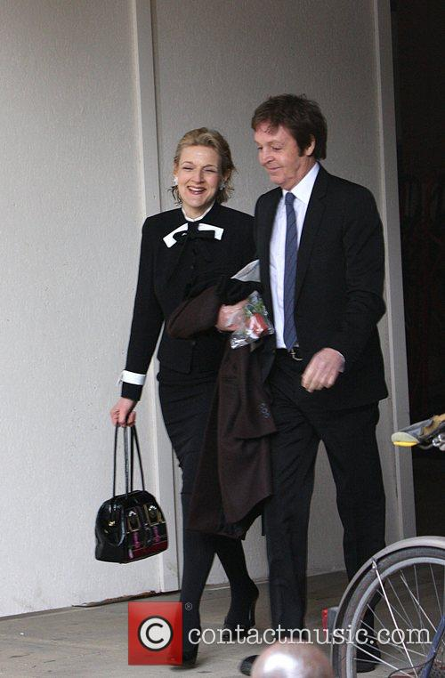 Sir Paul Mccartney, Heather Mills and Paul Mccartney 7