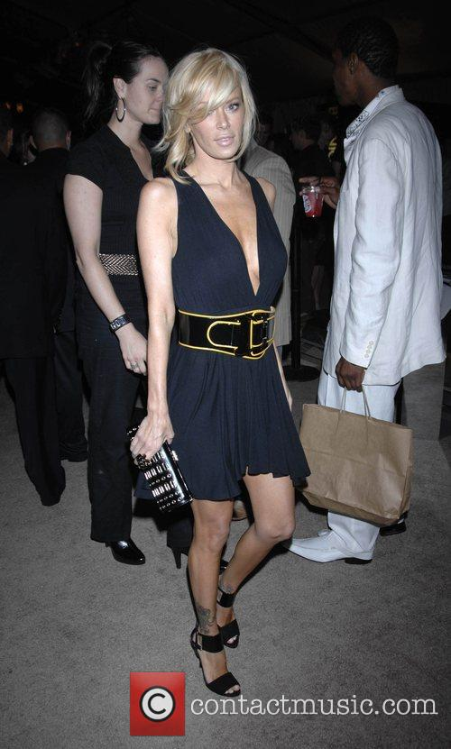 Jenna Jameson Mercedes-Benz Autumn 2008 LA Fashion Week...