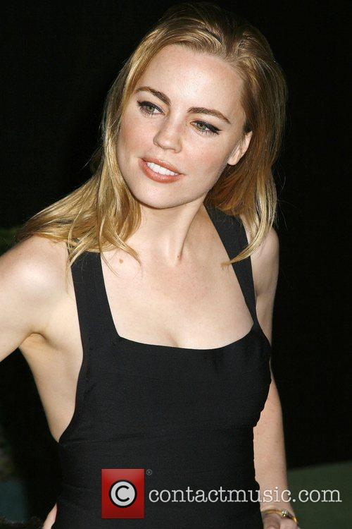 Melissa George and Black Eyed Peas