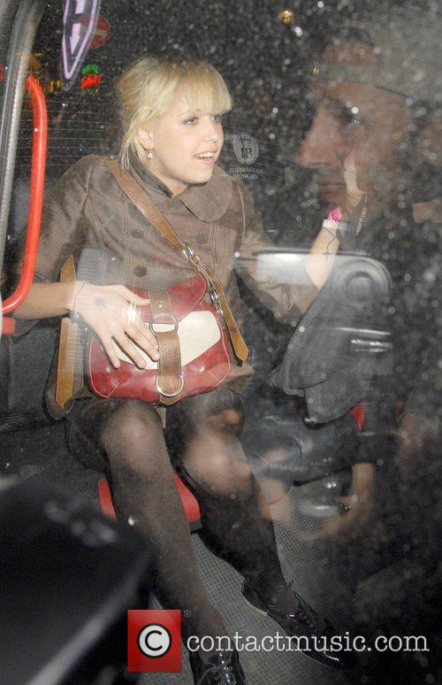 Peaches Geldof and The Streets 7