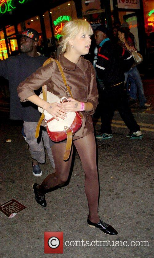 Peaches Geldof and The Streets 5