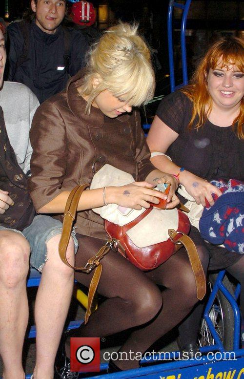 Peaches Geldof and The Streets 6