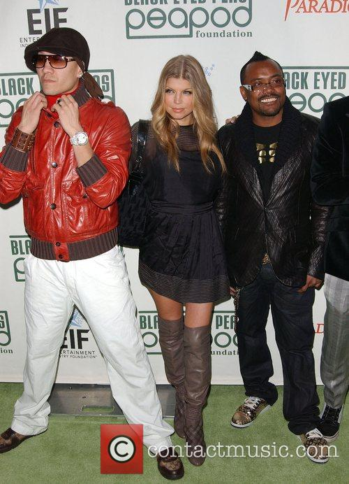 The 4th Annual Black Eyed Peas Peapod Foundation...