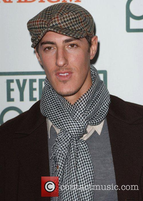 Eric Balfour and Black Eyed Peas