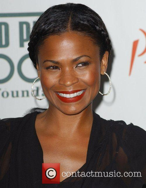 Nia Long and Black Eyed Peas 6