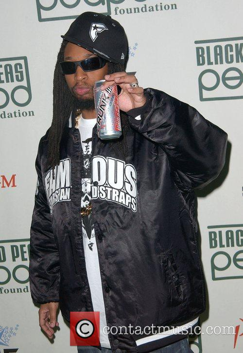 Rapper Lil Jon and Black Eyed Peas 8