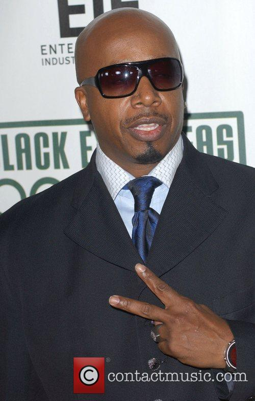 Rapper Mc Hammer and Black Eyed Peas 5