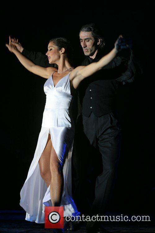 Jordi Caballero and Claudia Velasco 'The Pearl of...