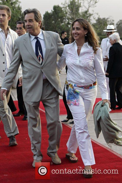 Beau Bridges and Wendy Bridges 4