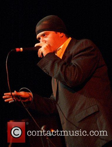 Mike Patton's Peeping Tom performing live  at...