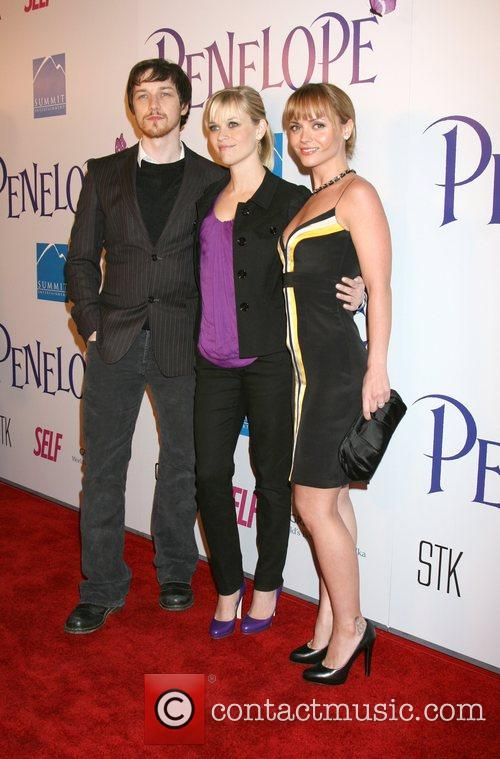 James Mcavoy and Reese Witherspoon 6