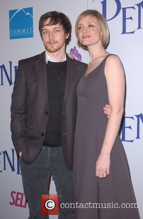 James Mcavoy and Anne Marie Duff 7