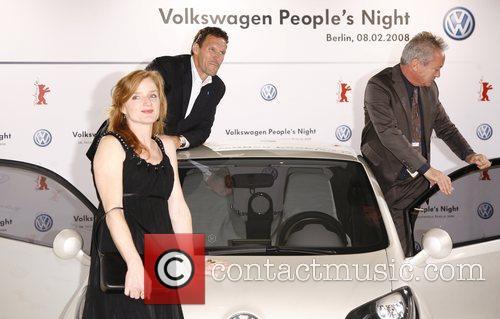 Ralf Moeller, Nina Petri and Udo Kier