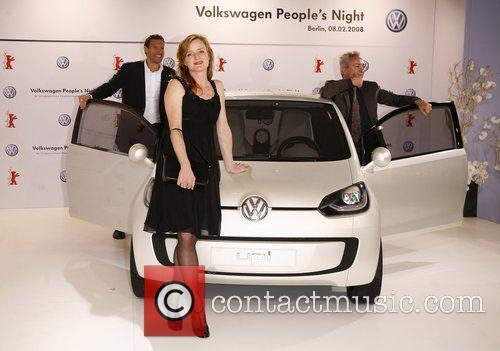 Ralf Moeller, Nina Petri and Udo Kier 1
