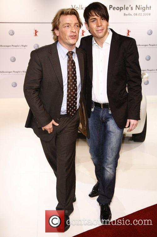 Andre Eisermann, Philipp Huber VW People's Night at...