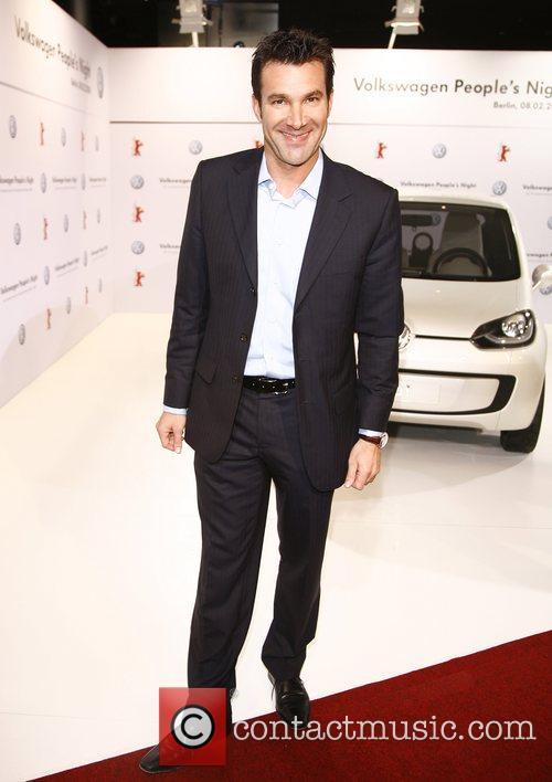 Carl-Uwe 'Charly' Steeb VW People's Night at Akademie...