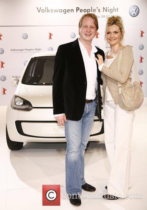 Lars Gaertner, Katharina Schubert VW People's Night at...