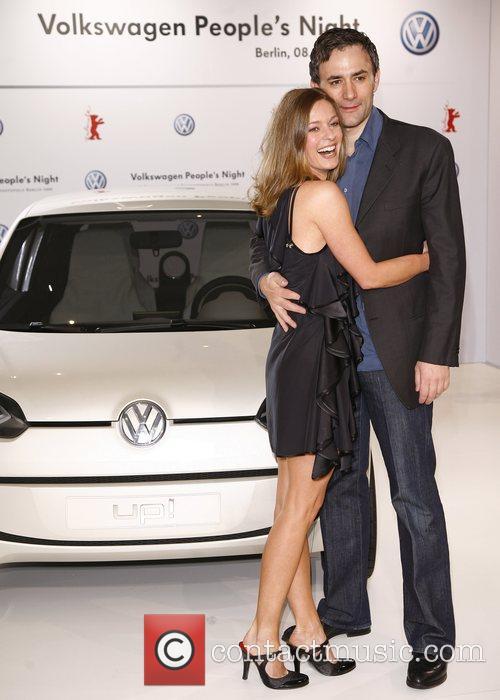 Lisa Martinek, Giulio Ricciarelli VW People's Night at...