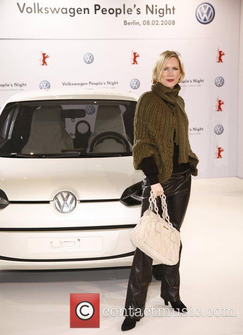 Tamara Graefin von Nayhauss VW People's Night at...
