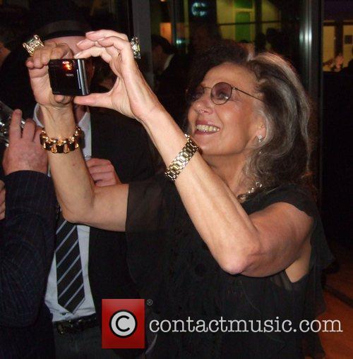 Angelica Blechschmidt Berlinale People's Night Berlin at the...