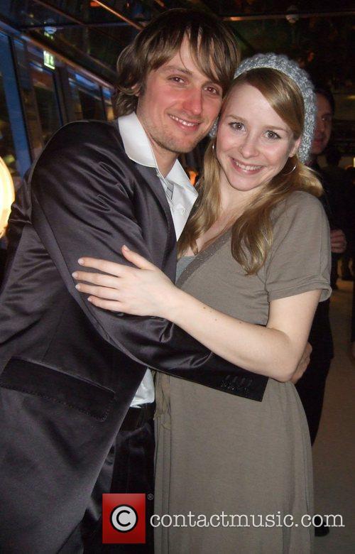 Axel Schreiber, Jasmin Schwiers Berlinale People's Night Berlin...