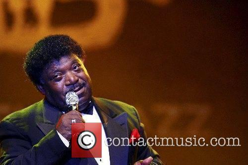 Percy Sledge performs at The Hague Jazz festival