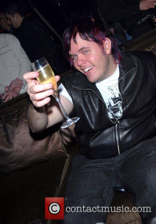 Perez Hilton at Blush nightclub inside the Wynn...