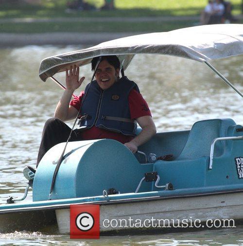 Perez Hilton at the Cuban Music Festival in...